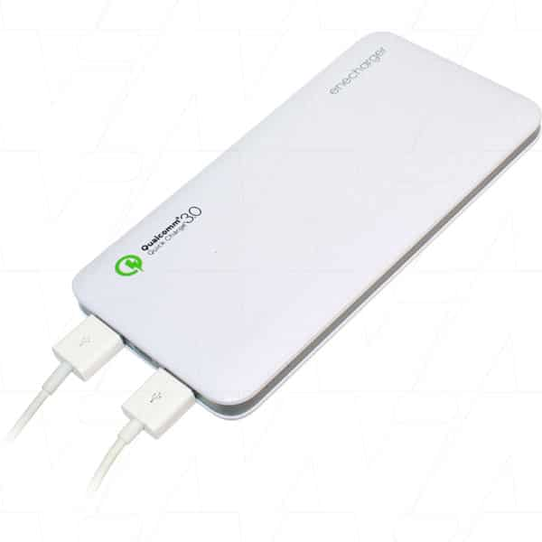 Quickcharge Power Bank 10000mAh