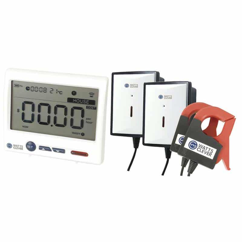 Grid-Connect Solar Power Monitor with USB interface